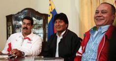 ¡LO QUE FALTABA! Evo Morales anuncia que exportará coca a Venezuela
