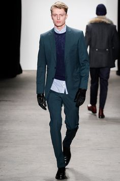 Ovadia & Sons | Fall 2014 Menswear Collection | Style.com