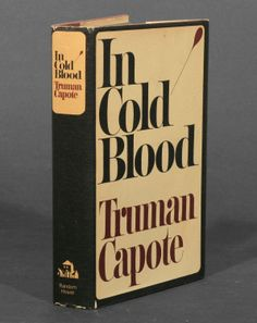 "In Cold Blood - Truman Capote - Great book about the killing of a family in middle America.  The first of the ""True Crime"" genre."