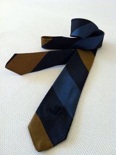 Vintage Skinny Don Loper of California Striped Necktie $20.00 http://www.etsy.com/listing/77770111/vintage-skinny-don-loper-of-california?ref=pr_shop