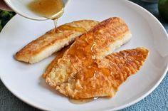 Crispy Honey Lime Tilapia