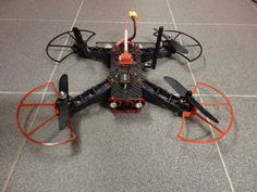 eTurbine TB250 support for video transmitter TS-351 by Boxplyer - Thingiverse.