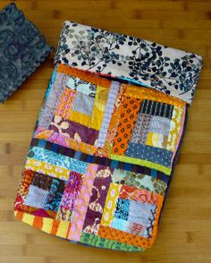 Deuxième sac patchwork | Flickr - Photo Sharing!