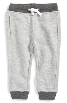 Vince French Terry Sweatpants (Baby Boys) available at #Nordstrom
