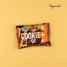Who doesn't love a classic Chocolate Chip Cookie? Cookie+ Protein Vegan Cookies are filled with Protein and Fiber making them the ultimate snack.  Vegan, Kosher, Non-GMO Project Verified No Cholesterol, Trans Fat, High Fructose Corn Syrup or Sugar Alcohols No Artificial Flavors or Colors