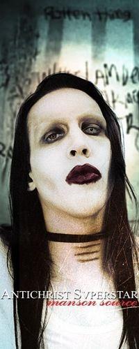 ‡ Marilyn Manson ‡