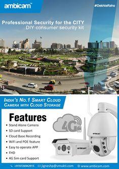 38 Best Ambicam Smart Cloud CCTV Camera images in 2019