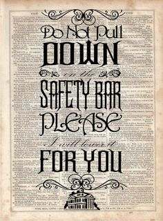 Haunted Mansion typography by #MySilhouetteShoppe