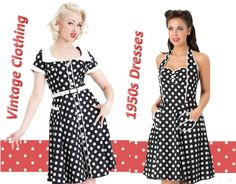 Voodoovixen Vintage clothing Vintage Clothing Online, Every Woman, Vintage Shops, Vintage Outfits, Stuff To Buy, Shopping, Clothes, Dresses, Women