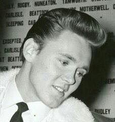 Billy Fury -  Come and join us on Facebook Group:'Friends of Billy Fury'