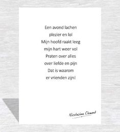 Quotable Quotes, Qoutes, Funny Quotes, Life Quotes, Positive Life, Positive Quotes, Dutch Quotes, Say More, Real Friends