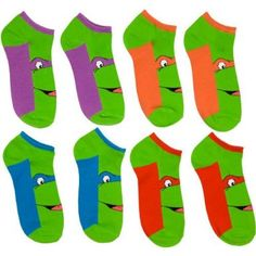 Ninja Turtle Socks!