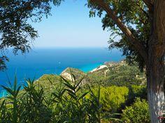 panoramic view lefkada