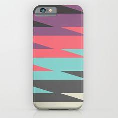 Buy Vitan iPhone & iPod Case by Fimbis.   #Purple #cerise #turquoise #grey #iphone6 #iphone6s #iphone6plus #iphone6splus