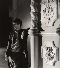 2004 - National Portrait Gallery  Ben Whishaw as 'Hamlet' by Derry Moore, 12th Earl of Drogheda. bromide fibre print, 2004, 13 3/8 in. x 12 1/2 in. (341 mm x 318 mm) Given by John Morton Morris, 2005