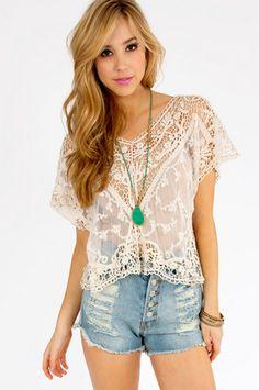 Suzanna Crochet Top $40  http://www.tobi.com/product/49788-tobi-suzanna-crochet-top?color_id=66618_medium=email_source=new_campaign=2013-04-26