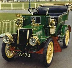 1904 Star - (Star Automobile Company, Cleveland, Ohio 1903-1904)