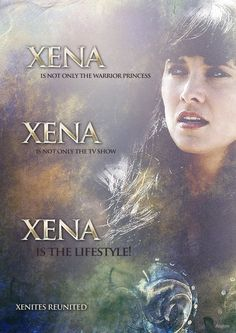 Xena Quotes About Love : ... Xena Warrior Princess. Quotes Pinterest Xena warrior princess