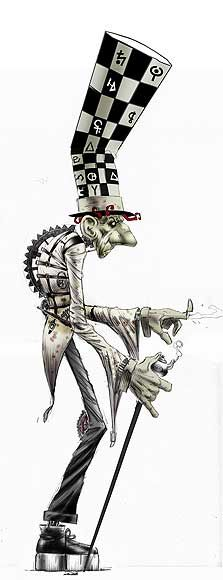 Mad Hatter - American McGee's Alice