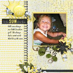 Let the Sun Shine In - Scrapbook.com