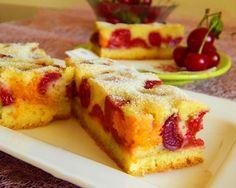Prajitura cu fructe de vara Sweets Recipes, Cake Recipes, Cooking Recipes, Desserts, Serbian Recipes, Romanian Food, Food Cakes, Something Sweet, Cornbread