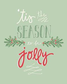 tis the season...