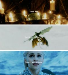 Dany & her dragons