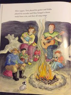A blog reviewing and celebrating children's books for young children.