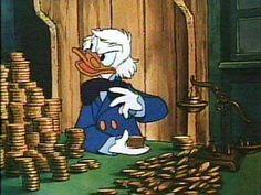 Curiosidades do Brasil e do Mundo: Tio Patinhas é personagem fictício mais rico do mundo