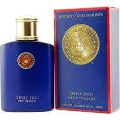 US MARINES CORPS by Parfumologie DEVIL DOG COLOGNE SPRAY 3.4 OZ US MARINES CORPS,http://www.amazon.com/dp/B002UPQ30Y/ref=cm_sw_r_pi_dp_no5ysb0DB9BPZGXY