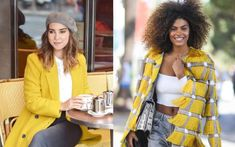 Color Negra, Outfits, Style, Fashion, Gray Jeans, Gray Dress Outfit, Yellow, Tips, Swag
