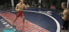 Showdown Fights 15: Jesse O'Rullian vs. Skyler Frazier