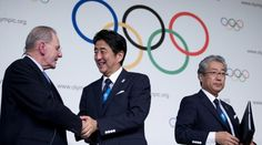 SPORTS@NOW: Japanese Olympic Committee to investigate Tokyo 20...