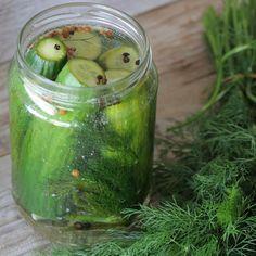 Preserving Food, Preserves, Pickles, Cucumber, Salads, Veggies, Pickling, Cauliflower, Salad