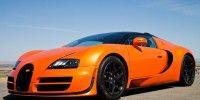 Driving the Bugatti Veyron Grand Sport Vitesse, the World's Fastest Roadster