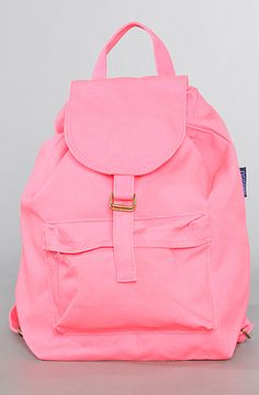 "Baggu ""The Baggu Canvas Backpack in Hot Pink"" #KARMALOOP 10-20% OFF every order with rep kode LOOPHOLE [easiest kode to remember!] NEVER EXPIRES / UNLIMITED USES! Stack with promo kode (available @ KarmaKodes.com) for additional savings 