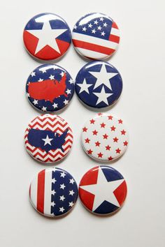 America Flair by aflairforbuttons on Etsy, $6.00 #aflairforbuttons #flair