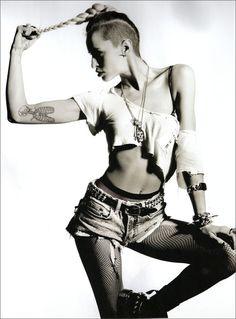 Alice Dellal tattoo