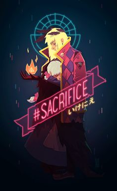GIF version #Sacrifice - Howl's Moving Castle - Pablo Hernández - Zinkase