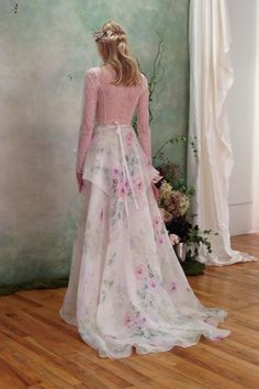 Elizabeth Fillmore - New York Bridal Market - Autumn 2015