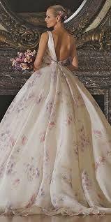 Image result for flower wedding dress