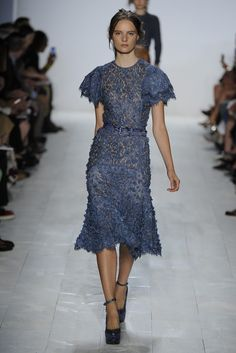 not crazy about the sleeves - love the rest (Michael Kors SS14)