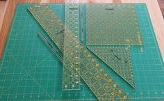 Selecting the Right Quilting Ruler Saved for the precision piecing tutorials included for different type quilt blocks Quilting Rulers, Quilting Tips, Quilting Tutorials, Quilting Projects, Quilting Designs, Paper Quilt, Paper Piecing, Quilt Art, Fleece Hat Pattern