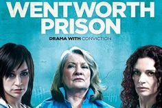 @Wentworth.  The best series ever. Like a woman's oz. much better than Orange is the new black. Watch this in Netflix. I'm in love with Nicole DaSilva.
