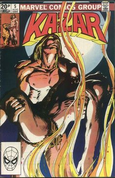 Ka-Zar 4  Marvel 1997