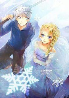 Elsa és jack randi