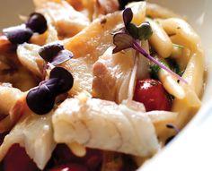 Pljukanci s dimljenom oradom / Recepti - slana jela (Uredi svoj dom)
