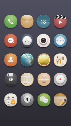 icons..keep on by Dachang