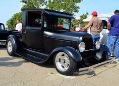 Hot Rod pick up