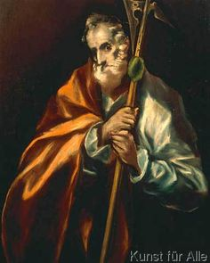 El+Greco+-+The+Apostle+Thaddeus